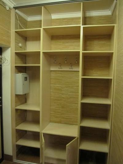 Встроенный шкаф (арт. В-013)