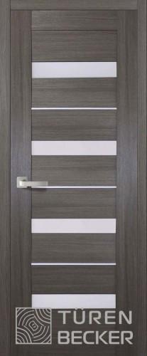 Дверное полотно Эрика ПО (4 стекла)