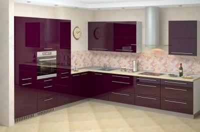 Кухня угловая