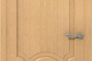 Дверь «Венеция» светлый дуб полотно глухое