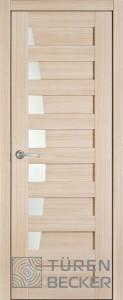 Дверное полотно Лина ПО (8 стекол)