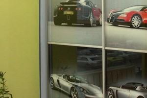 Двери-купе с фотопечатью