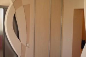 Двери-купе с ЛДСП