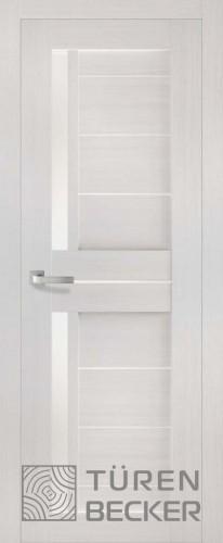 Дверное полотно Хелена ПО (9 стекол)