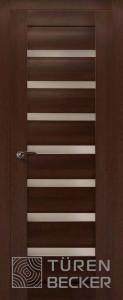 Дверное полотно Оделия ПО (7 стекол)