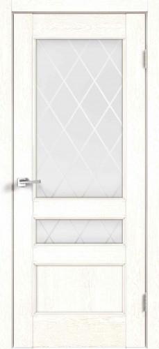 Дверное полотно CLASSICO 3V со стеклом