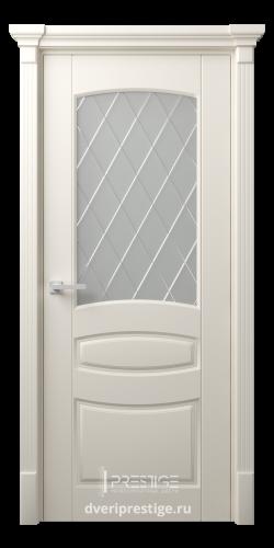 Дверное полотно Этюд со стеклом