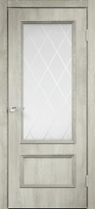 Дверное полотно IMPERIA 2V со стеклом