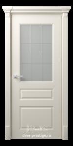 Дверное полотно Мирбо со стеклом