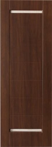 Дверь Sigma 12 венге со стеклом