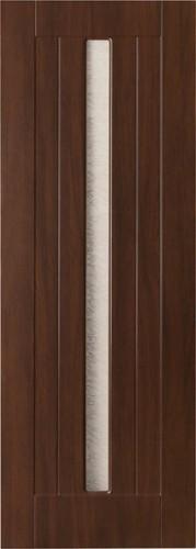 Дверь Sigma 22 венге со стеклом
