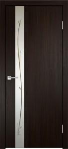 Дверное полотно SMART Z1 с зеркалом