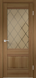Дверное полотно ALTO 2 со стеклом