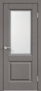 Дверное полотно ALTO 6 со стеклом