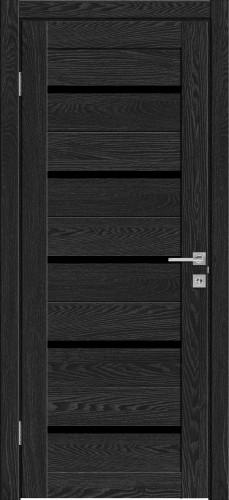 Дверное полотно 502 со стеклом лакобель