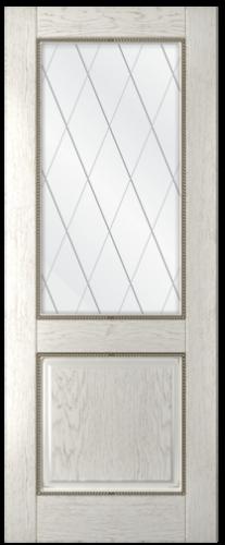 Дверное полотно Гранд со стеклом