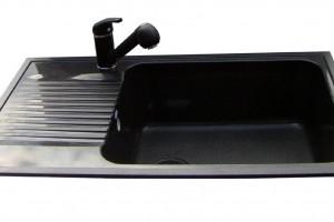 Кухонная мойка «POLYGRAN». Модель F-19