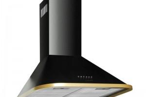 Вытяжка CATA NEBLIA ANTIC 600 black/gold