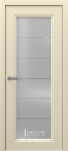 Дверное полотно Невада со стеклом