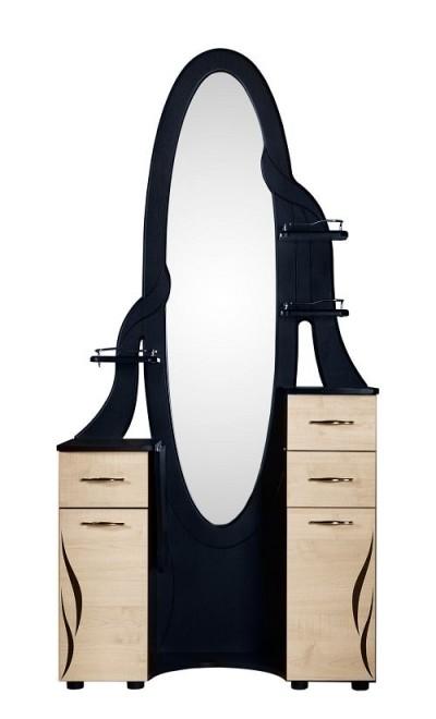 Туалетный столик с зеркалом «Орхидея 3.10»