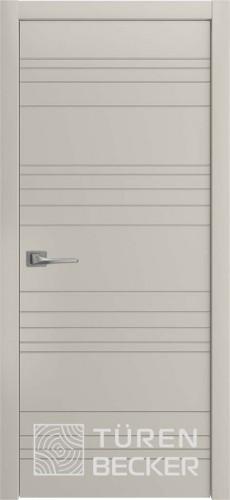 Дверное полотно Соммер ПГ, покрытие эмаль