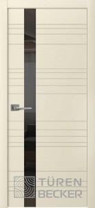 Дверное полотно Соммер ПО, покрытие эмаль