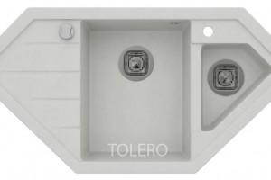 Кухонная мойка «TOLERO». Модель R-114