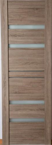 Дверь TWIN 1 серый