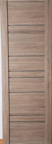 Дверь TWIN 3 серый