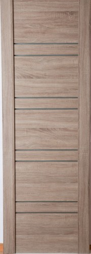 Дверь TWIN 4 серый